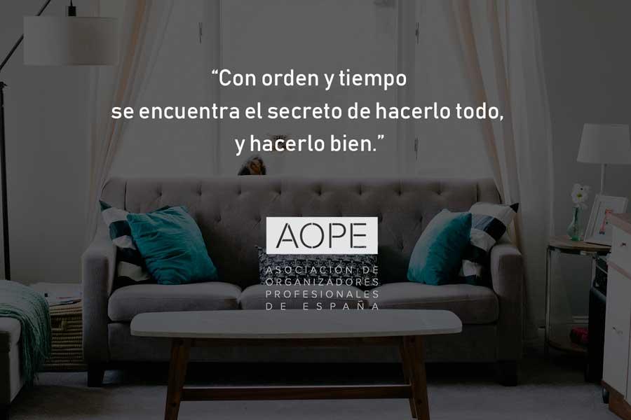 Conoce AOPE, la Asociación de Organizadores Profesionales de España