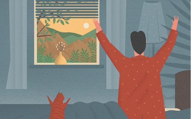 Ilustración de Dawid Ryski
