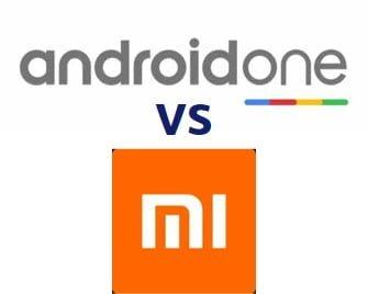 android one vs mi - Organización digital personal: Cómo elegir un buen móvil