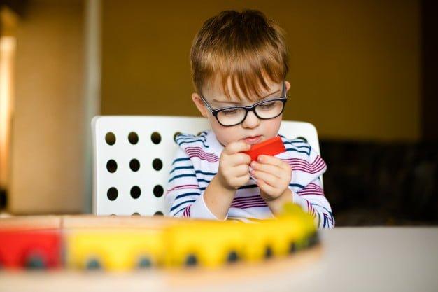 orden para niños con capacidades especiales