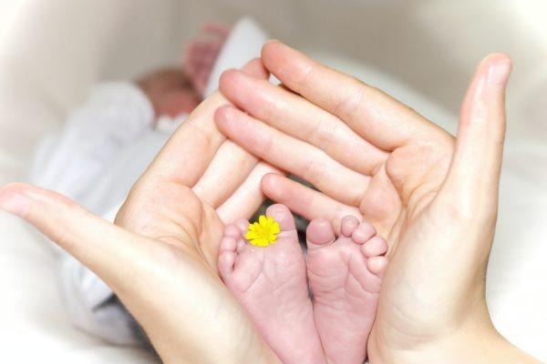 curso organiza la llegada del bebé